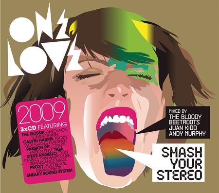 Motor - Onelove Smash Your Stereo 2009 - Zortam Music