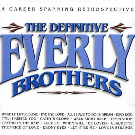 The Everly Brothers - The Definitive Everly Brothers [disc 1] - Zortam Music
