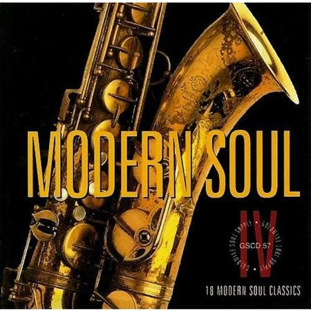 Various Artists - Modern Soul, Vol. 4 - Zortam Music