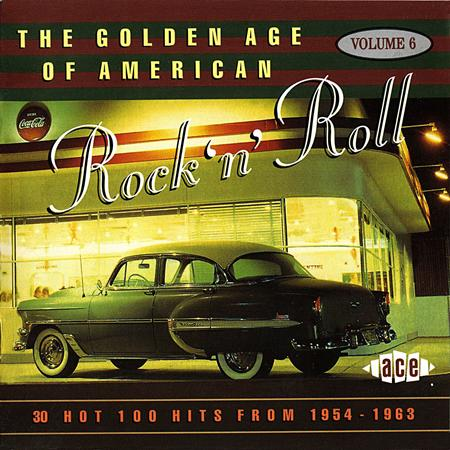 Various Artists - The Golden Age Of American Rock