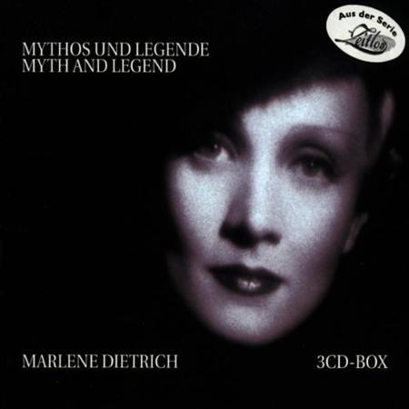 Marlene Dietrich - Mythos Und Legende [disc 2] - Zortam Music