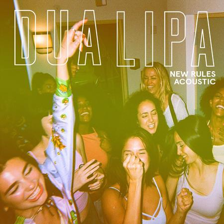 Dua Lipa - New Rules [Single] - Zortam Music