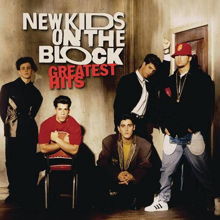 New Kids On The Block - CD-Their Greatest Hits - Zortam Music