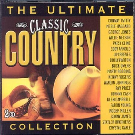 KENNY ROGERS - The Ultimate Classic Country Collection [disc 1] - Zortam Music
