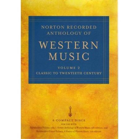 Brenda Lee - Norton Recorded Anthology Of Western Music - Volume 1 - Zortam Music