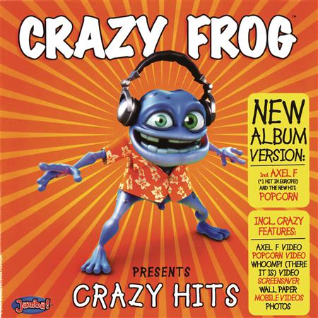 Crazy Frog - Crazy Frog Presents Crazy Hits - Crazy Christmas Edition - Zortam Music