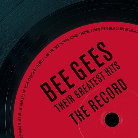 Bee Gees - Their Greatest Hitsthe Records - Zortam Music