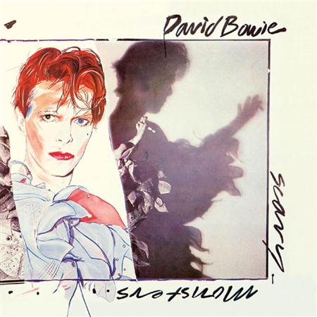David Bowie - Scary Monsters (2) - Zortam Music