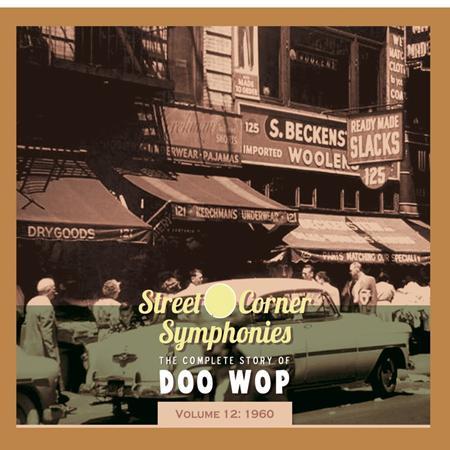 The Coasters - Street Corner Symphonies - The Complete Story Of Doo Wop Vol.12 - 1960 - Zortam Music