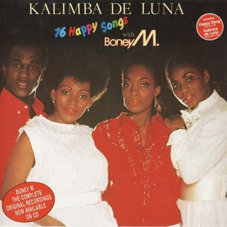 Boney M. - Kalimba de Luna: 16 Happy Song - Zortam Music