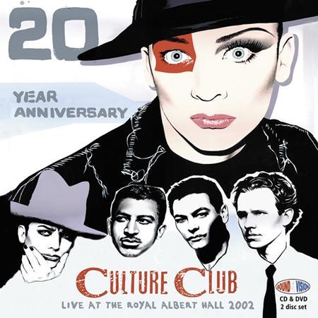 Culture Club - Live At The Royal Albert Hall 20th Anniversary - Zortam Music