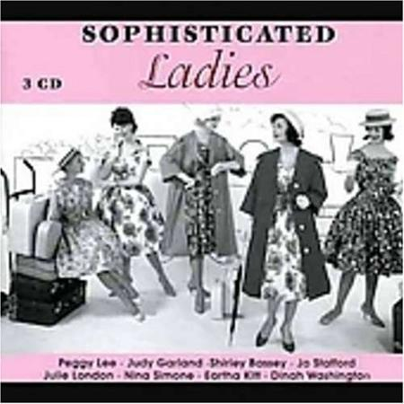 The Andrews Sisters - Sophisticated Ladies [disc 2] - Zortam Music