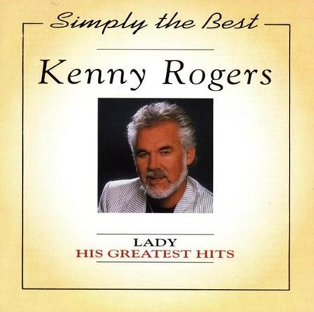 KENNY ROGERS - Lady: Simply The Best - Zortam Music
