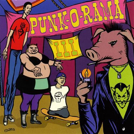 Bad Religion - Punk-O-Rama, Vol. 3 - Zortam Music