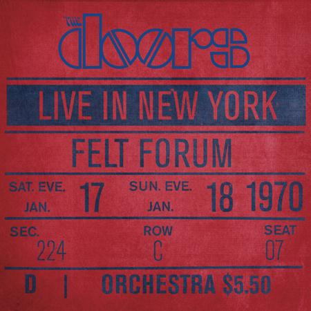 The Doors - Live In New York January 17, 1970, Show 1 [disc 1] - Zortam Music