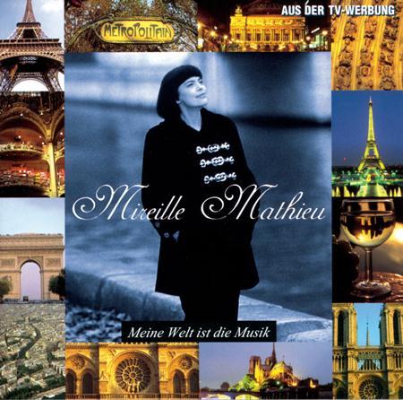 Mireille Mathieu - Meine Welt Ist Die Musik (CD3) - Zortam Music