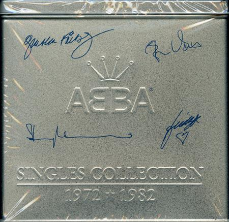 Abba - Singles Collection 1972-1982. CD24: One Of Us [1981] - Zortam Music