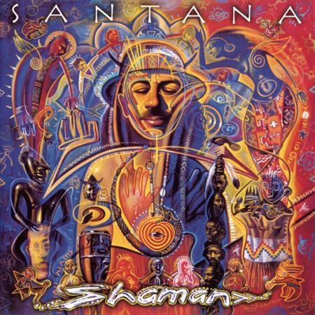 Carlos Santana - Shaman (europe) - Zortam Music