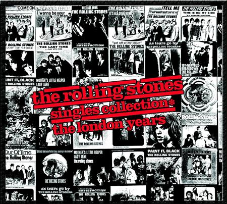 Rolling Stones - Singles Collection The London Years 2 - Lyrics2You