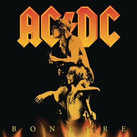 AC/DC - Bonfire Volts - Zortam Music