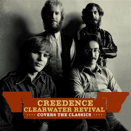 Creedence Clearwater Revival - Classic Rock 1968 Shakin