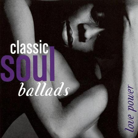 Alphaville - Classic Soul Ballads Love Power [disc 1] - Zortam Music