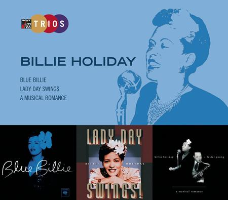 Billie Holiday - Sony Jazz Trios [disc 3] - Zortam Music