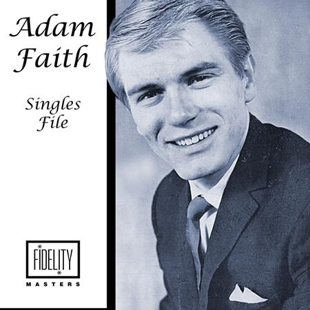 Adam Faith - Adam Faith - Singles File - Zortam Music