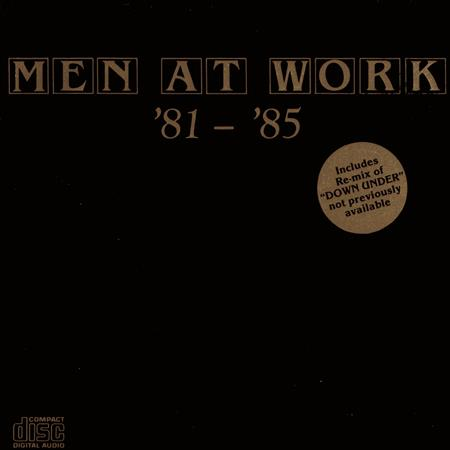 Men at Work - Very Best Of The 80