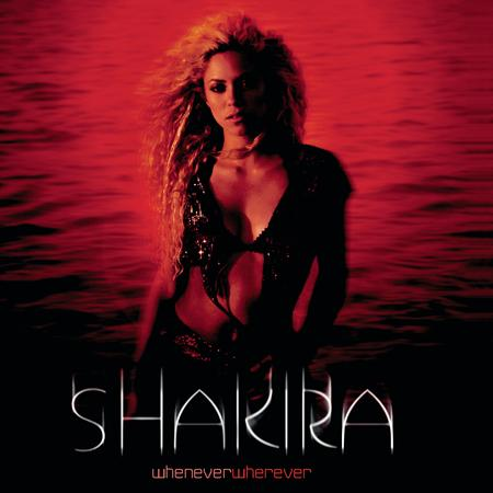 Shakira - Whenever, Wherever (EU Maxi) - Zortam Music