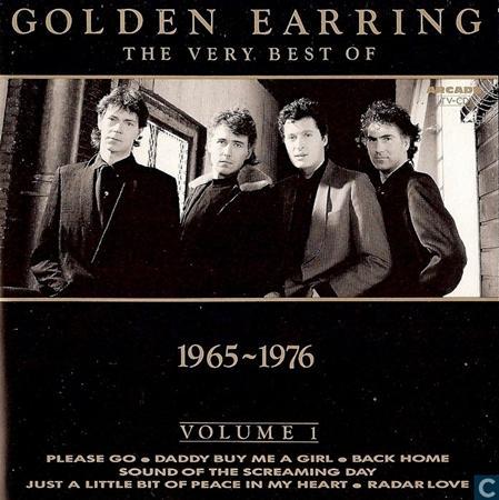 Golden Earring - The Very Best Of Golden Earring 1965-1976, Vol. 1 - Zortam Music