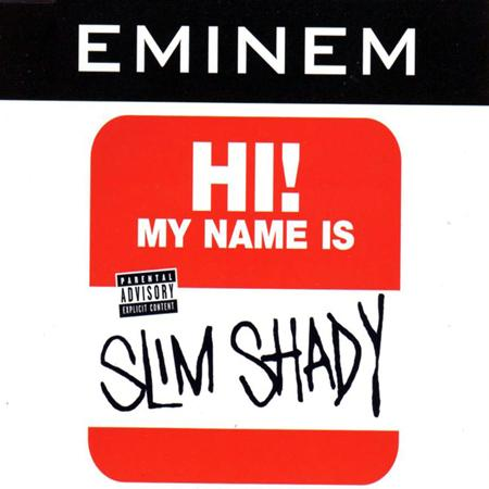 Eminem - My Name Is CDS - Zortam Music