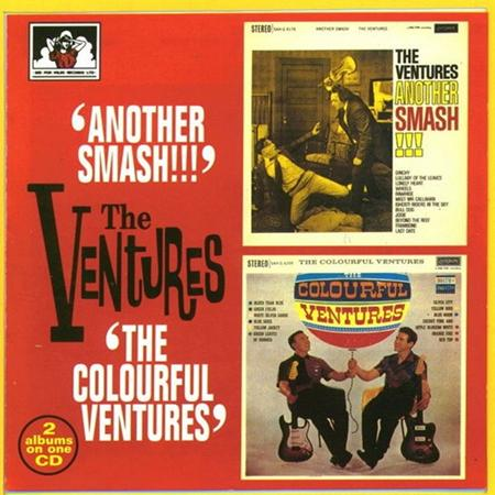 Duane Eddy - Another Smash / The Colorful Ventures - Zortam Music