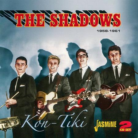 The Shadows - Kon-Tiki 1958-1961 - Zortam Music