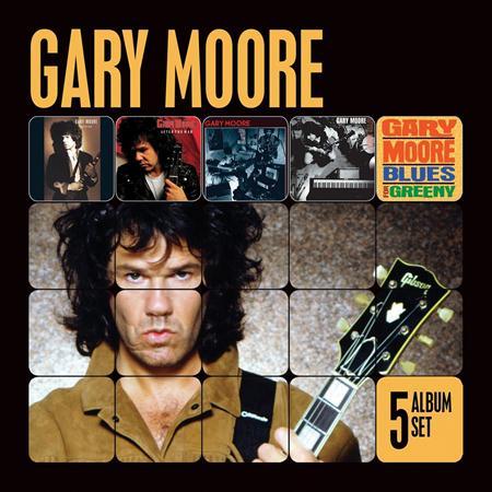 02 - Gary Moore - Still Got The Bl Lyrics - Zortam Music