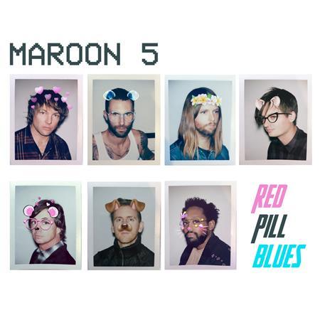 Maroon 5 - Shazam World Hungary Top 50 March 2018 - Zortam Music