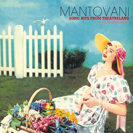 Mantovani - Song Hits From Theatreland / Film Encores - Zortam Music