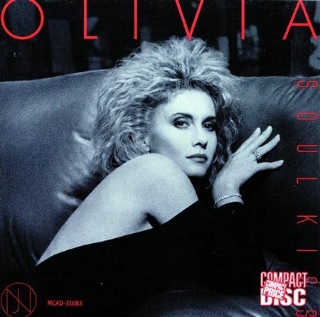 Olivia Newton-John - Soul Kiss (US 12