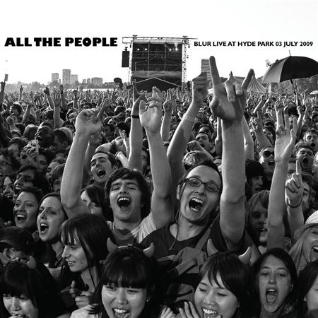 Blur - All The People Blur Live At Hyde Park 02 July 2009 [disc 1] - Lyrics2You