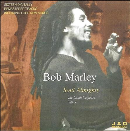 Bob Marley - Soul Almighty the Formative Years - Zortam Music