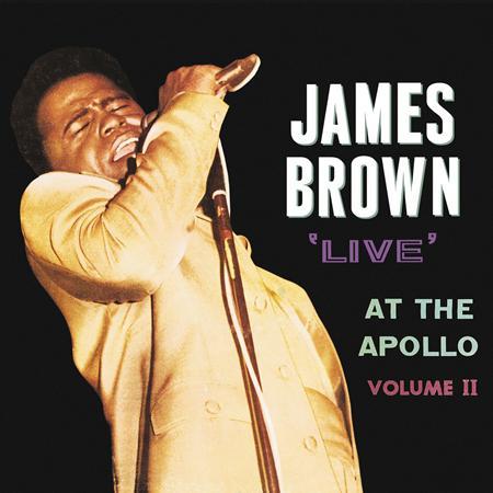 James Brown - Live At The Apollo - Volume Ii - Lyrics2You