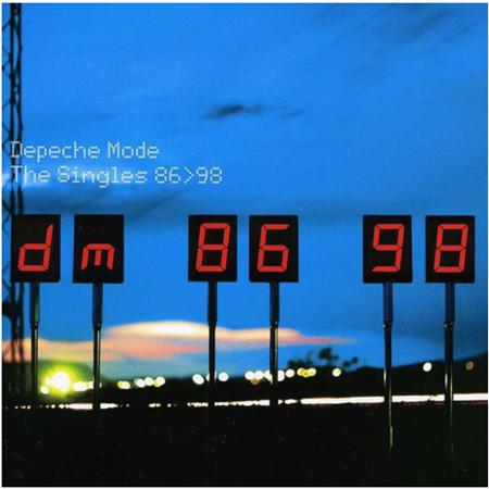 Depeche Mode - The Singles 86 > 98 - CD 1 - Zortam Music
