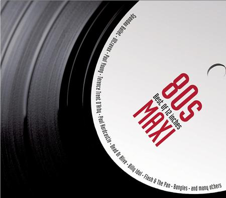 Fiction Factory - 80`s Best Of 12 Inches Maxi [Disc 1] - Zortam Music