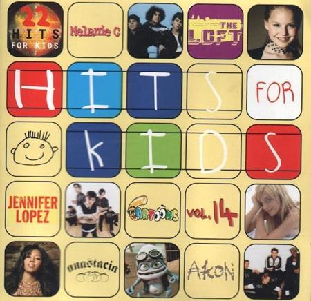 Akon - Hits For Kids, Vol. 14 [denmark] - Zortam Music