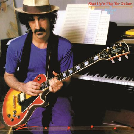 Frank Zappa - shut up & play yer guitar - Zortam Music