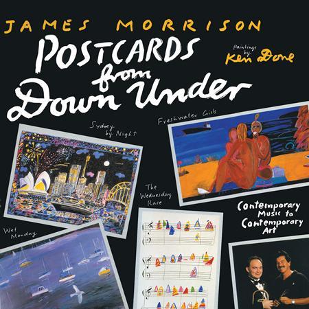James Morrison - Postcards From Down Under - Zortam Music