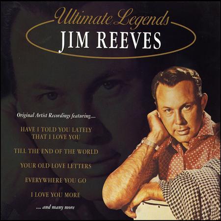 Jim Reeves - Legends CD3 Jim Reeves - Zortam Music