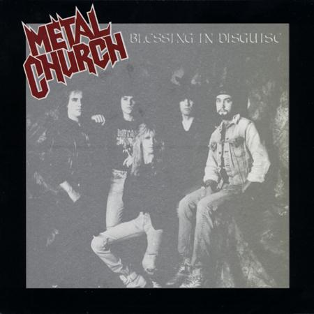 Metal Church - Blessing In Desguise - Zortam Music