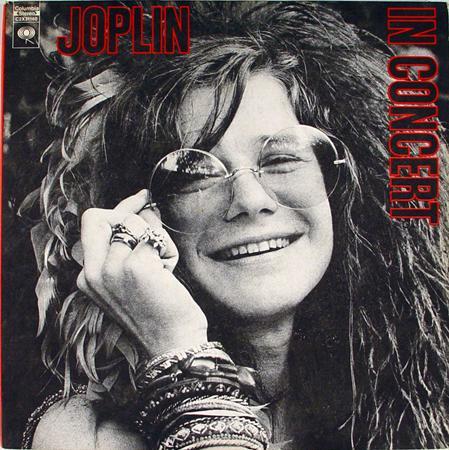 Janis Joplin - Joplin In Concert [disc 2] Full Tilt Boogie Band - Lyrics2You