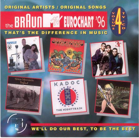 Various Artists - The Braun Mtv Eurochart